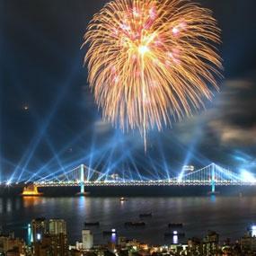 부산불꽃축제 여행정보 상세소개