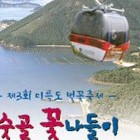 미륵도 벚꽃축제 여행정보 상세소개