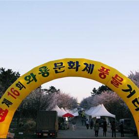 와룡 문화제 여행정보 상세소개