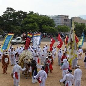 밀양아리랑 대축제 여행정보 상세소개