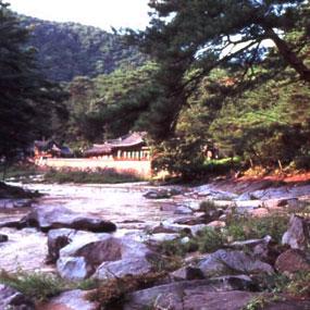 백천계곡여행정보 http://www.travelkor.com