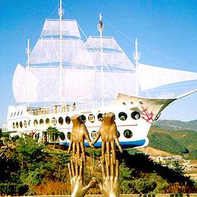 정동진조각공원여행정보 http://www.travelkor.com