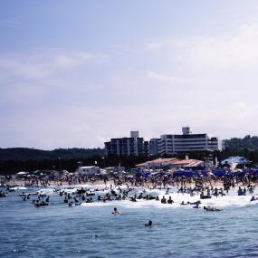 속초해수욕장 여행정보 상세소개