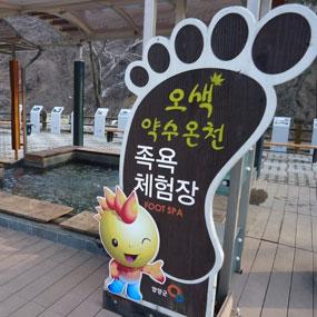 오색온천 여행정보 상세소개