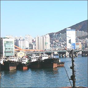 영화 [친구] - 자갈치시장여행정보 http://www.travelkor.com