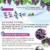 안성 포도축제 여행정보 상세소개